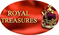 Игровой автомат Royal Treasures казино Вулкан
